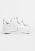 adidas Originals - Kids Stan smith - white