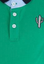 POP CANDY - Classic Golfer Tee Green