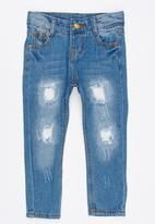 POP CANDY - Skinny Denim Jeans Blue
