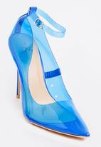 Dolce Vita - Provocative Court Heels Blue
