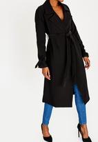 Sissy Boy - Trench Coat Black