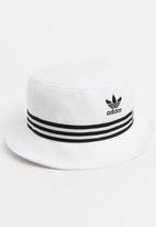 adidas Originals - Bucket Hat White