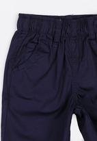 Twin Clothing - Plain Colour Shorts Navy
