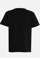 Twin Clothing - Berlin Printed T-shirt Black