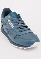 Reebok Classic - Classic Leather Sneaker Navy