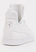 PUMA - Puma Basket Fierce Sneakers White