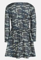 See-Saw - Jersey Dress Multi-colour