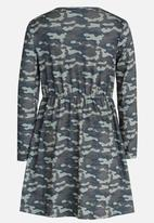 Rebel Republic - Jersey Dress Multi-colour