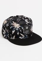 STYLE REPUBLIC - Floral Peak Black and White