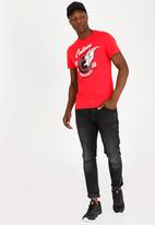 STYLE REPUBLIC - Custom 1968 T-Shirt Red