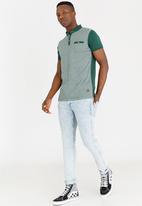 Brave Soul - Harbour Polo Golfer Green