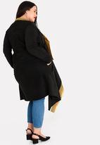 Plus-Fab - 4 Corner Coat Black