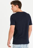 Jack & Jones - Crew neck tee - navy