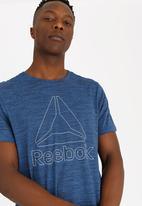 Reebok Classic - Classic Tee - Blue