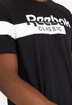 Reebok Classic - AC F Disruptive Tee Black