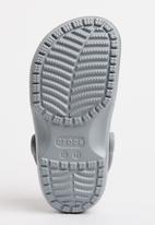 Crocs - Classic glitter clog - silver