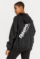Reebok Classic - Reebok Classic Windbreaker Black