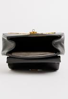BLACKCHERRY - Embellished Bag Black
