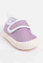 POP CANDY - Glitter  Sneaker Mid Purple