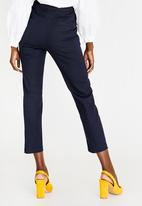 STYLE REPUBLIC - Fitted Trousers Navy