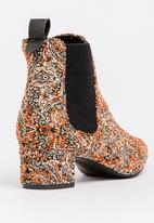 Dolce Vita - Vara Ankle Boots Nude