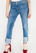 Levi's® - 712 Slim Leg Jeans Mid Blue