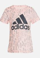 adidas Performance - Favourite Tee Pale Pink