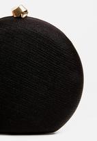 BLACKCHERRY - Clutch Bag Black