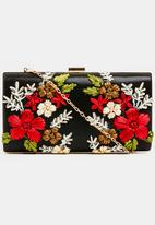 BLACKCHERRY - Evening Clutch Bag Black