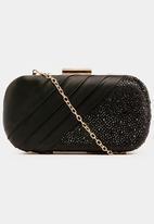 BLACKCHERRY - Evening Clutch Bag Black