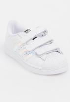 adidas Originals - Kid superstar - white
