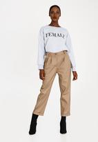 c(inch) - Military Pants Stone