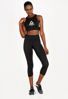 Reebok - Delta Sports Bra- Black