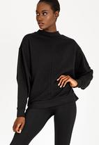 Reebok - Essential crew sweat - black