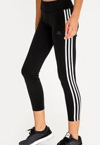 adidas - Design to move full length leggings - black