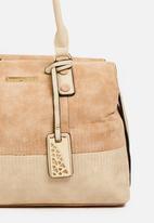 BLACKCHERRY - Shoulder Bag Beige