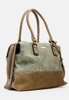 BLACKCHERRY - Shoulder Bag Dark Green