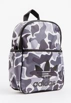 adidas Originals - Camo Backpack Multi-colour
