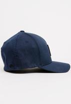 2b5ff9c0f6a201 Metro Flexfit Cap Navy RVCA Headwear | Superbalist.com