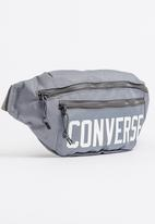 57db103aa8 Fast Waist Bag Grey Converse Bags   Wallets