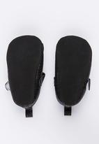POP CANDY - Velcro Strap Sneaker Black