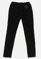 POP CANDY - Girls Pants Black