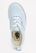Vans - Authentic Elastic Lace Pale Blue
