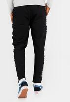 STYLE REPUBLIC - Urban Fleece Trackpants Black