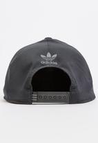 f415a1fcfb9ca adidas NBA Brooklyn Nets Snapback Black adidas Originals Headwear ...