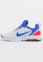 Nike - Nike Air Max Motion Racer Runners - White