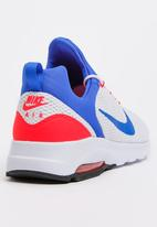 Nike - Nike Air Max Motion Racer Runners White