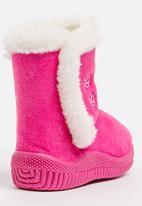 Jumbo - Kids boot - dark pink