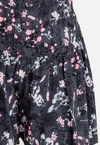 MINOTI - Floral Printed Culottes Multi-colour