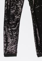 MINOTI - Sequin Leggings Black